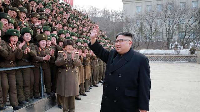 """""""EEUU estudia opción militar contra Corea del Norte"""""""