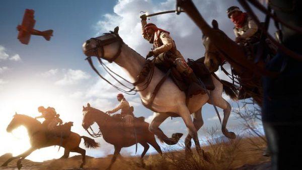 No será necesario PSN+ para jugar a la beta de Battlefield 1