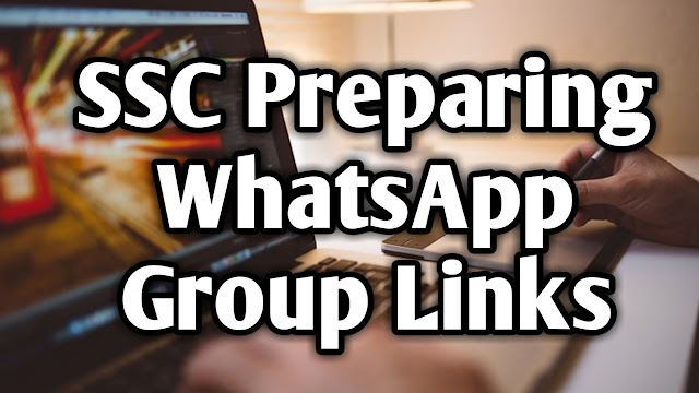 Join Indian SSC Exams WhatsApp Group Links 2018