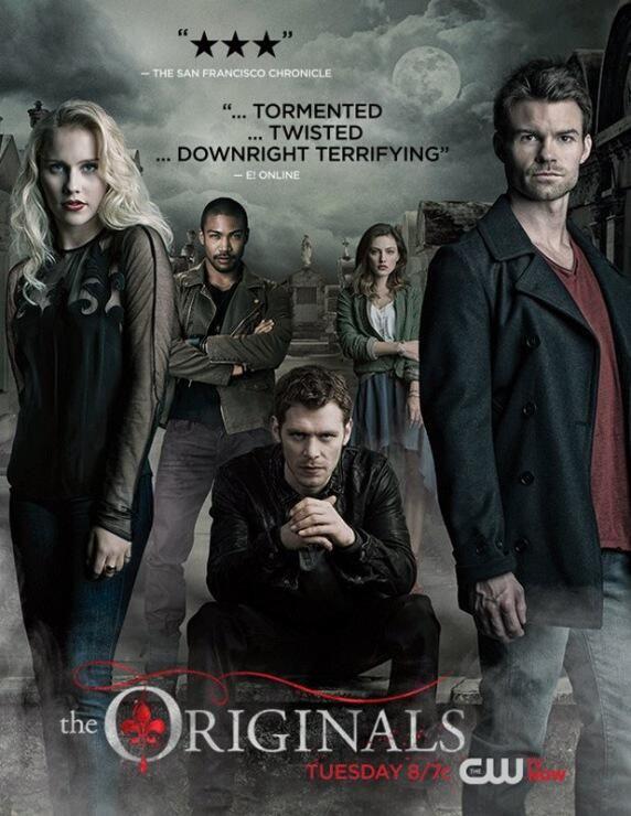 Gia đình thủy tổ (Ma cà rồng nguyên thủy) Phần 2 - The Originals Season 2  (2014)