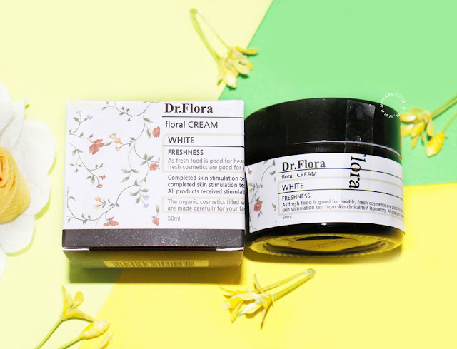 Dr. Flora Cream White Freshness