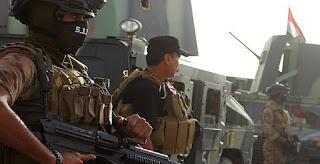 فيديو :  مزيد من التقدم للقوات العراقية في قضاء تلعفر