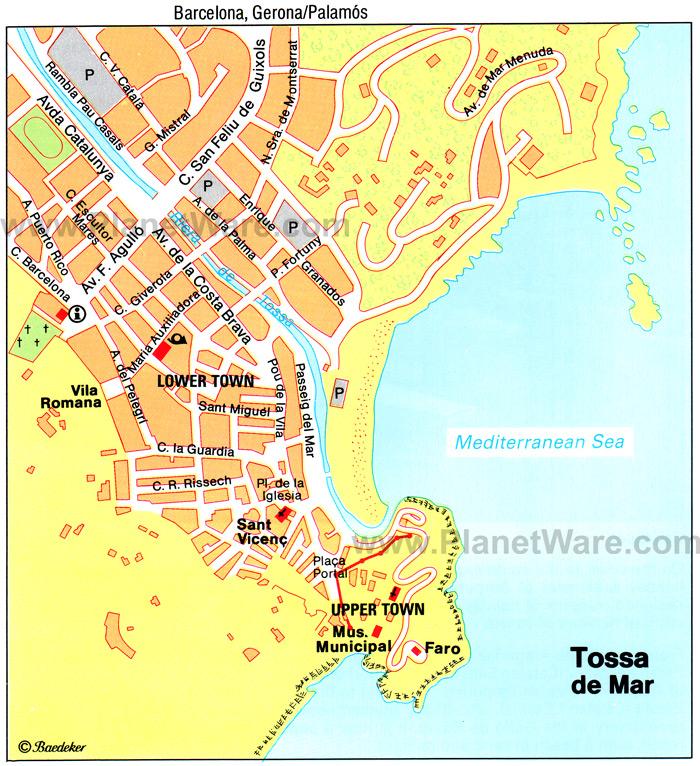 Odisea catalunya cap tulo 11 la costa catalana en for Oficina de turismo tossa de mar