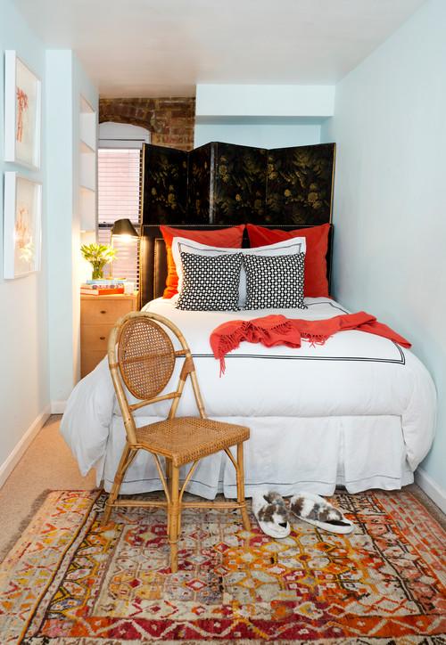 10 tips para aprovechar dormitorio pequeño   decoracion de cuartos ...