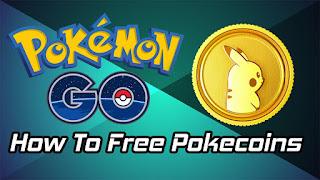 Cara Mendapatkan PokeCoins Gratis di Pokemon GO
