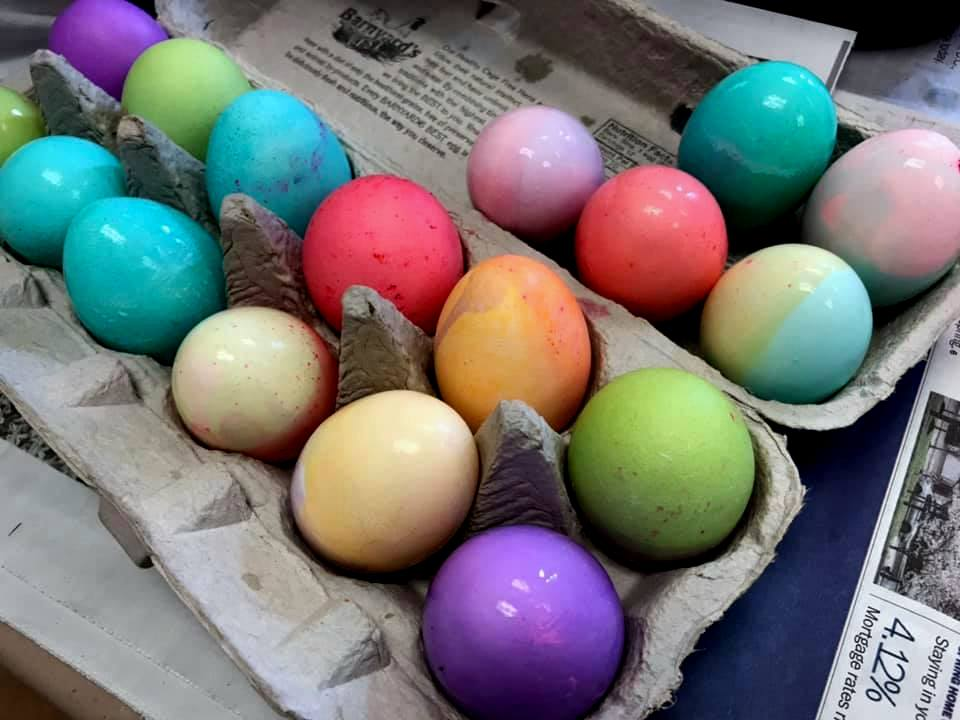 EggStrvaganza April 2019