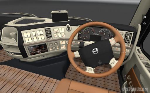 Volvo Luxus Interior by KHAOS-XX