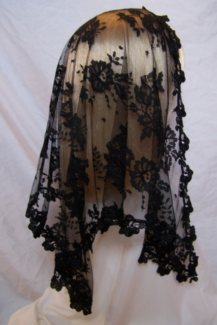 Black Lace Mantilla Images Frompo