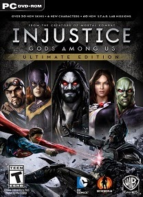 Download Game Gratis Injustice Gods Among Us Ultimate Edition Full Version (Prophet)