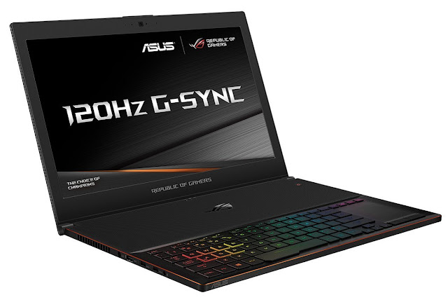"ASUS ROG Zephyrus 15"" Gaming Laptop"