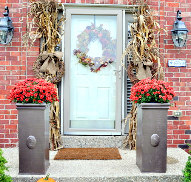 Diy Large Planters Cleverly Inspired