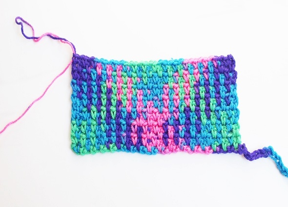 crochet cambiar color hebras, patrones para crochet, blogspot