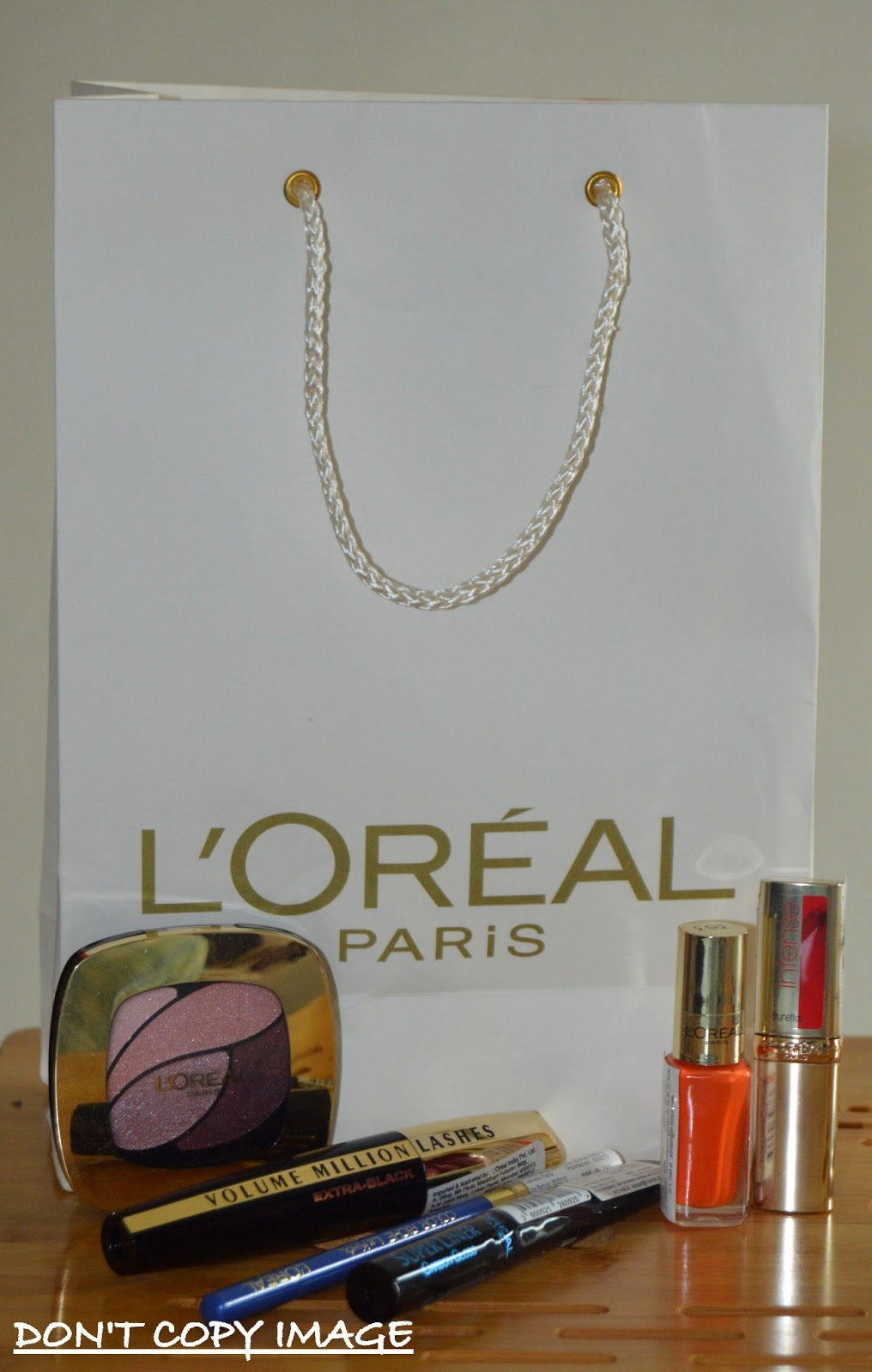 The latest L'Or sunset collection.