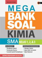Mega Bank Soal Kimia SMA Kelas 1, 2, dan 3