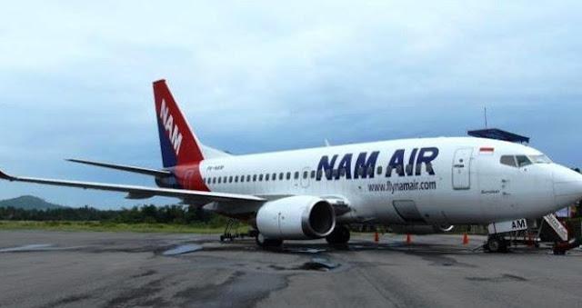 NAM Air Segera Beroperasi di Bandara Bungo, Ini Kisaran Harga Tiketnya