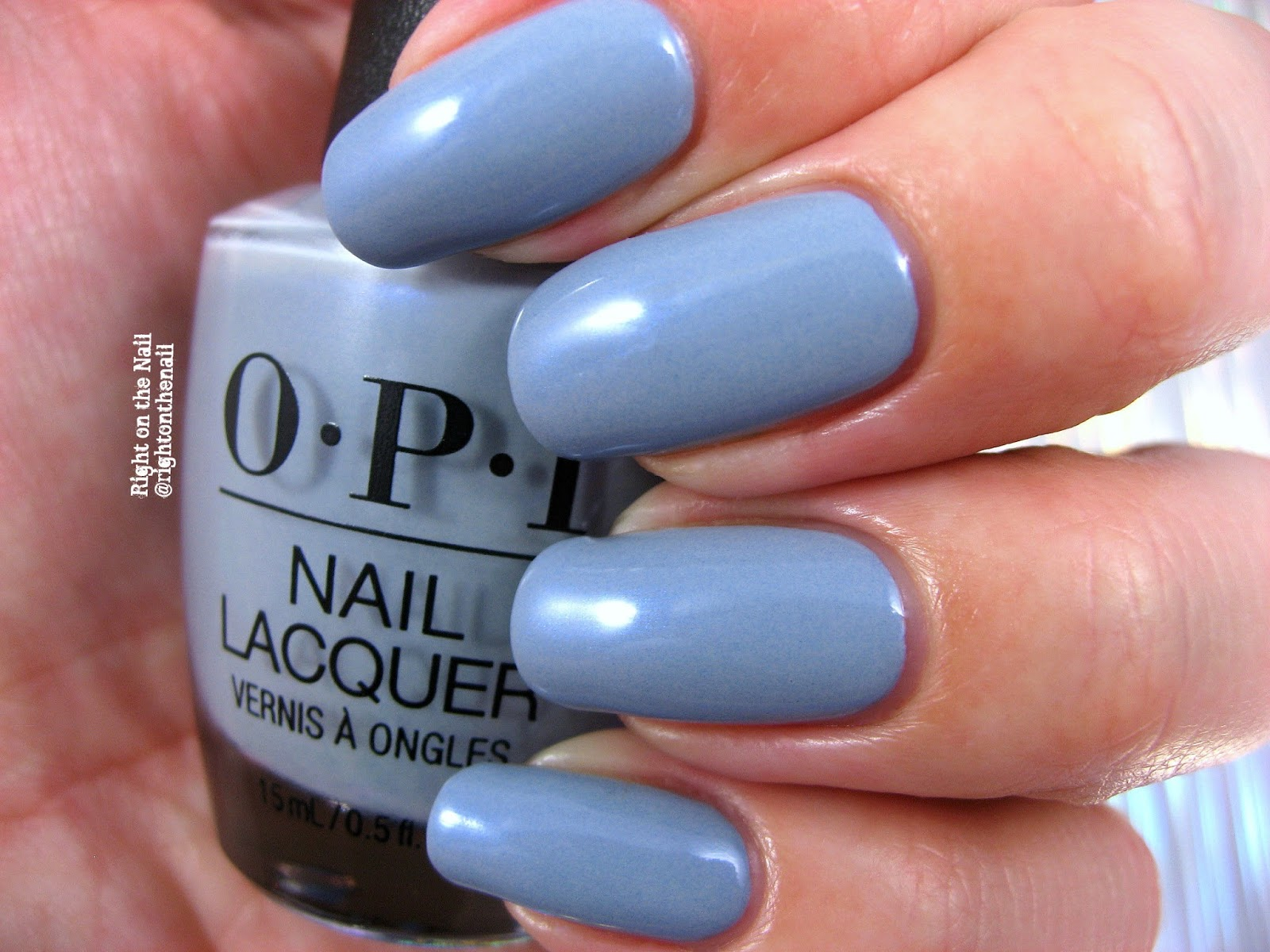 Right on the Nail: OPI Fall 2017 Iceland Collection Swatches and ...