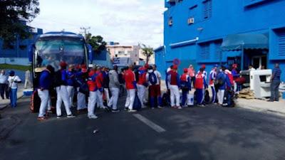 El equipo Cuba de beisbol a enfrentar una tarea épica en la Liga CanAm