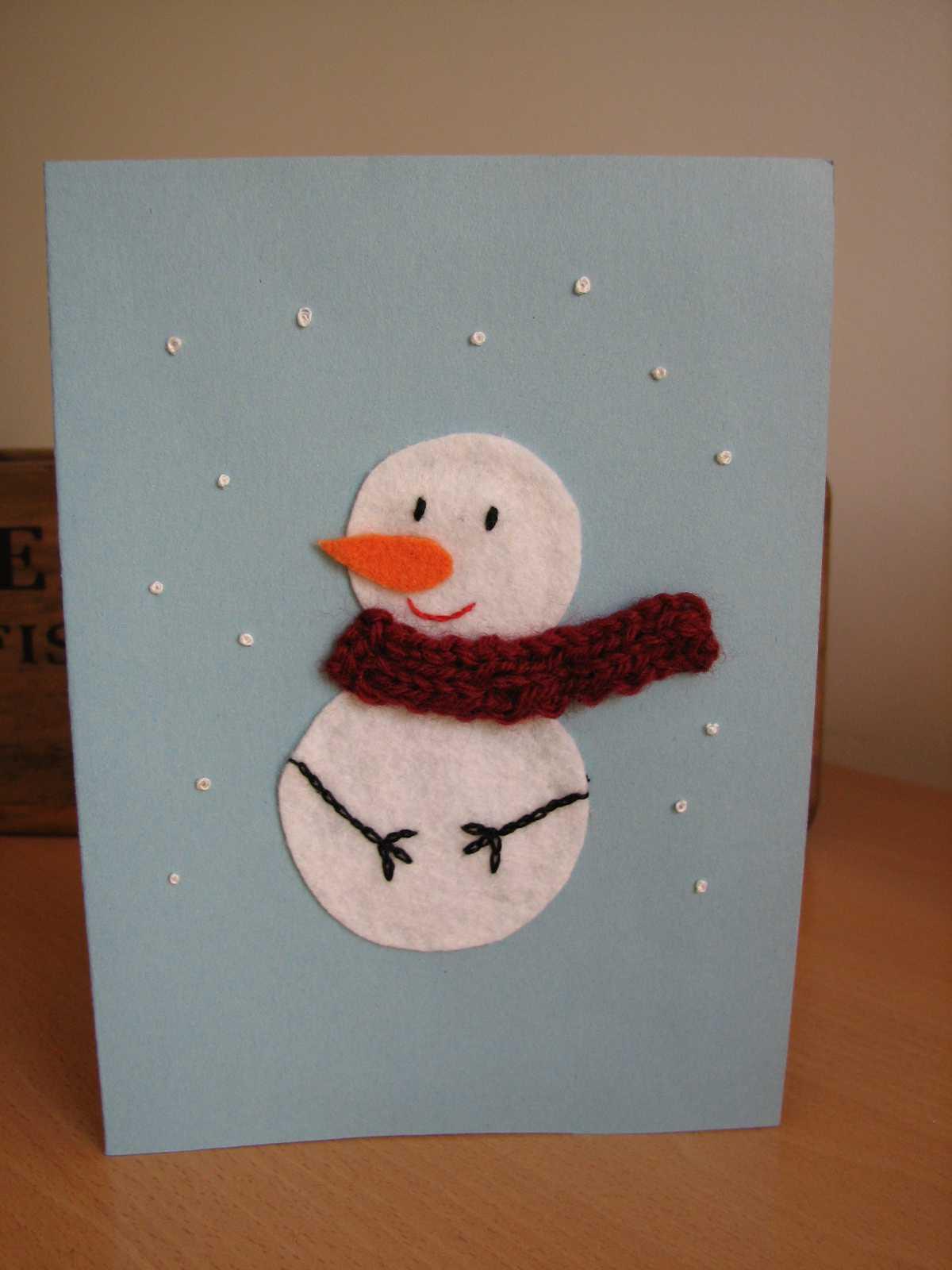 Deshilachado Tutorial Tarjetas Navidenas Tutorial Christmas Cards - Manualidades-de-tarjetas-navideas