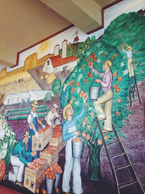 coit tower san francisco murals