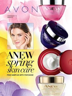 Avon Anew Campaigns 6 & 7 2/18/17 - 3/17/17 Shop Anew >>>