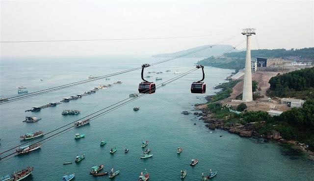 Ngắm Nhìn Toàn Cảnh Phú Quốc