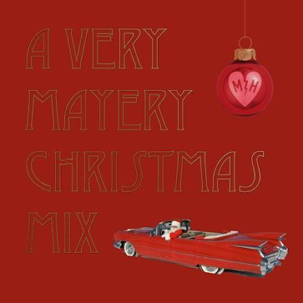 A Very Mayery Christmas Mix von Mayer Hawthorne | Der etwas andere Xmas-Mix als Free Download