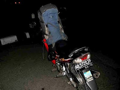 persiapan touring