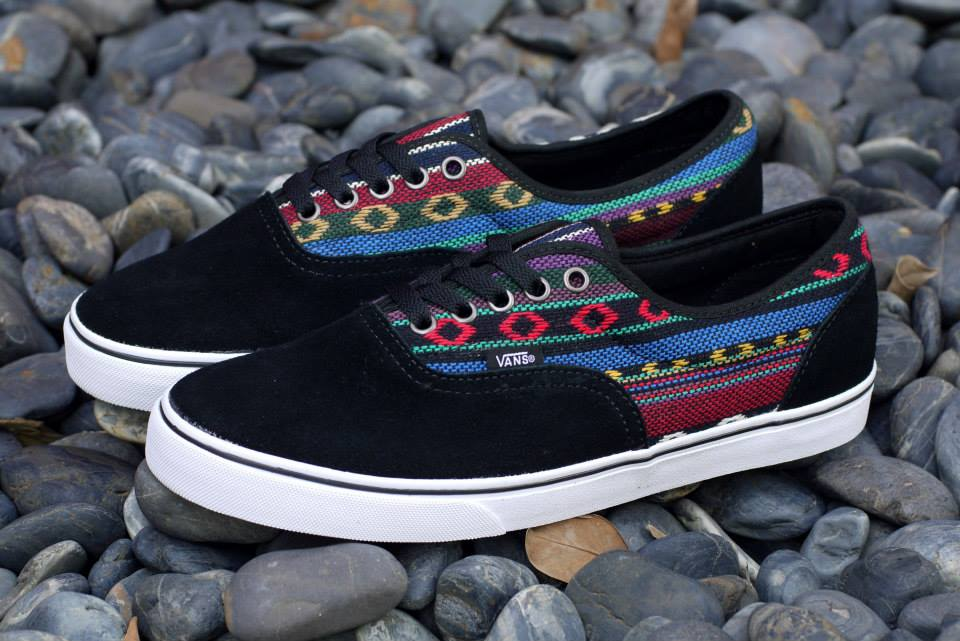 separation shoes 939f0 ce6c7 This pair of Vans LPE gets the Guate treatment and we honestly feel it  looks hot!