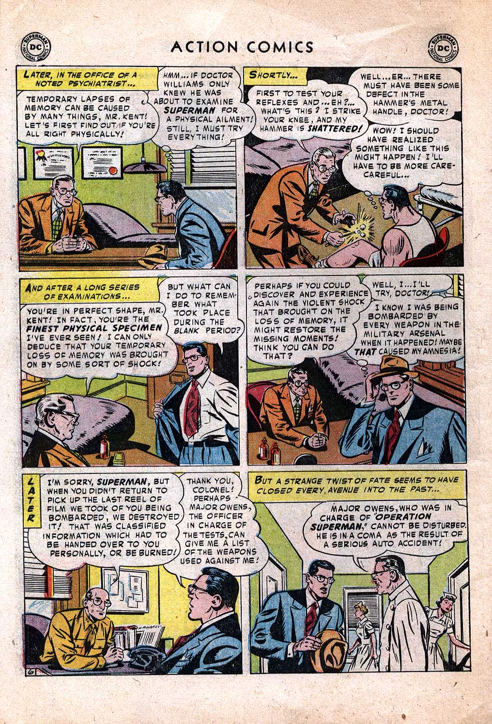 Action Comics (1938) 171 Page 6