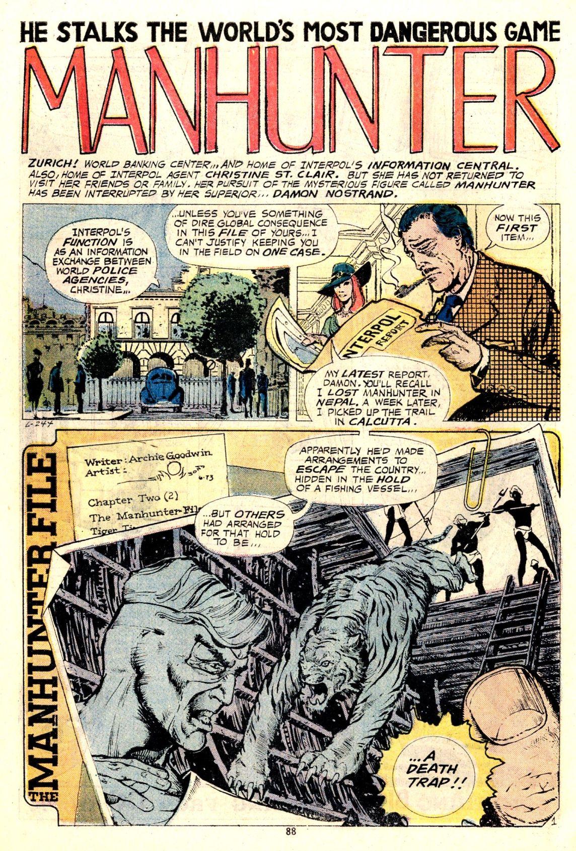 Detective Comics (1937) 438 Page 88