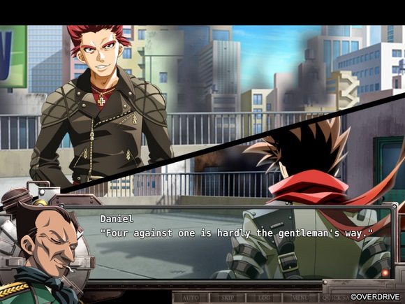 Cho-Dengeki-Stryker-PC-Screenshot-1