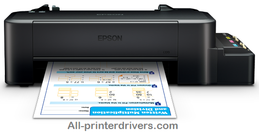 Epson L120 Drivers & Software Download - Download Free