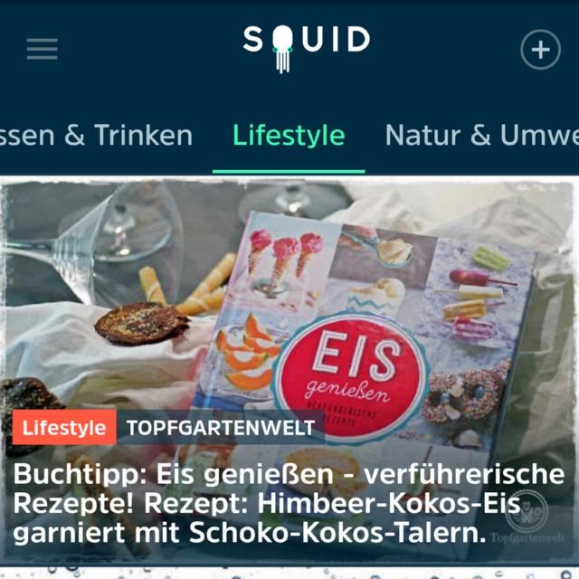 SQUID App ein Nachrichtendienst mit Mehrwert für Blogger - Blog Topfgartenwelt