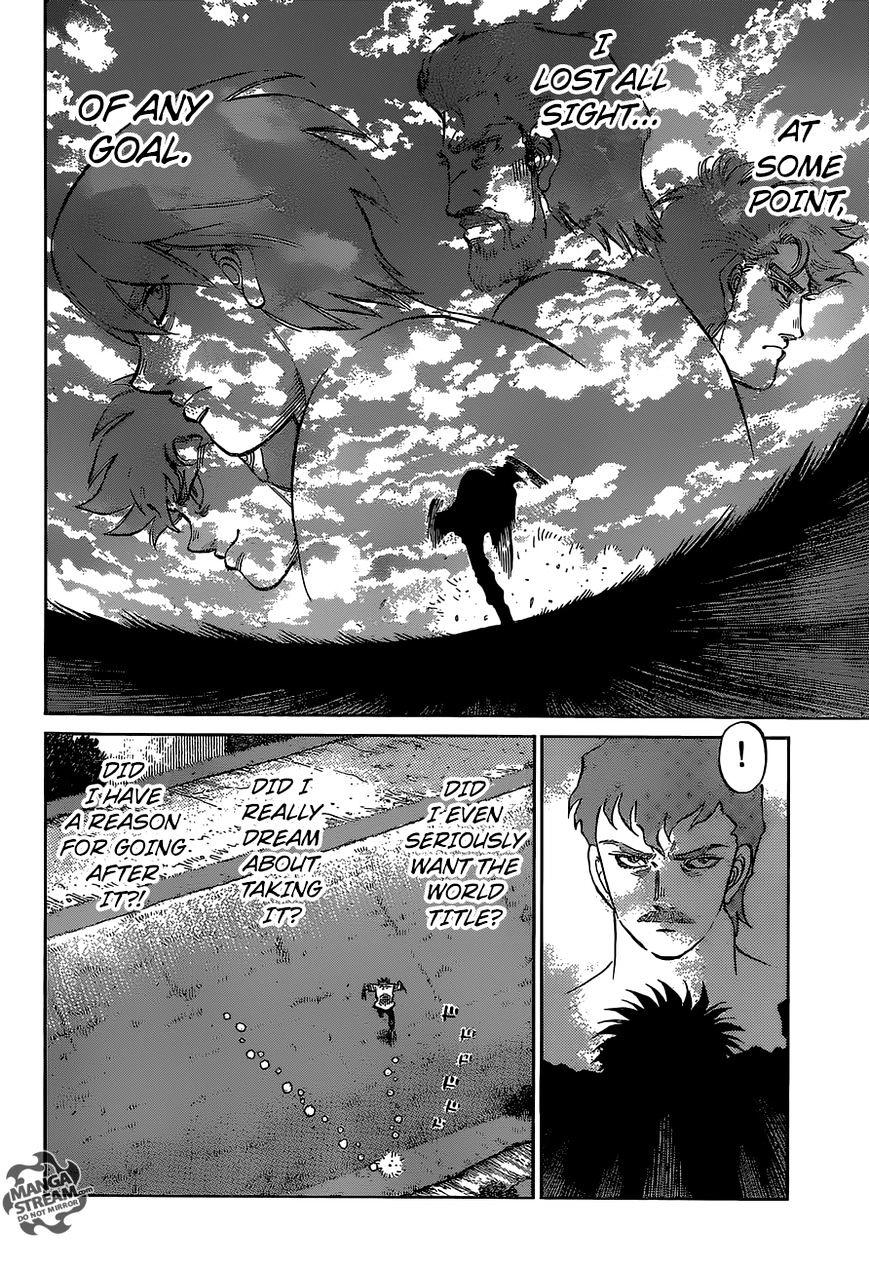 Hajime no Ippo - Chapter 1143
