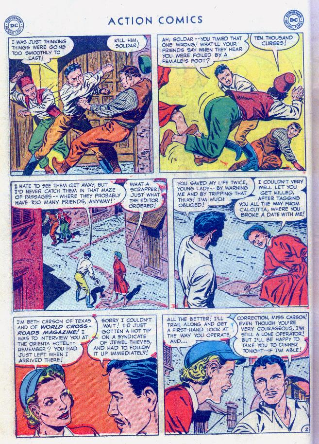 Read online Action Comics (1938) comic -  Issue #159 - 18