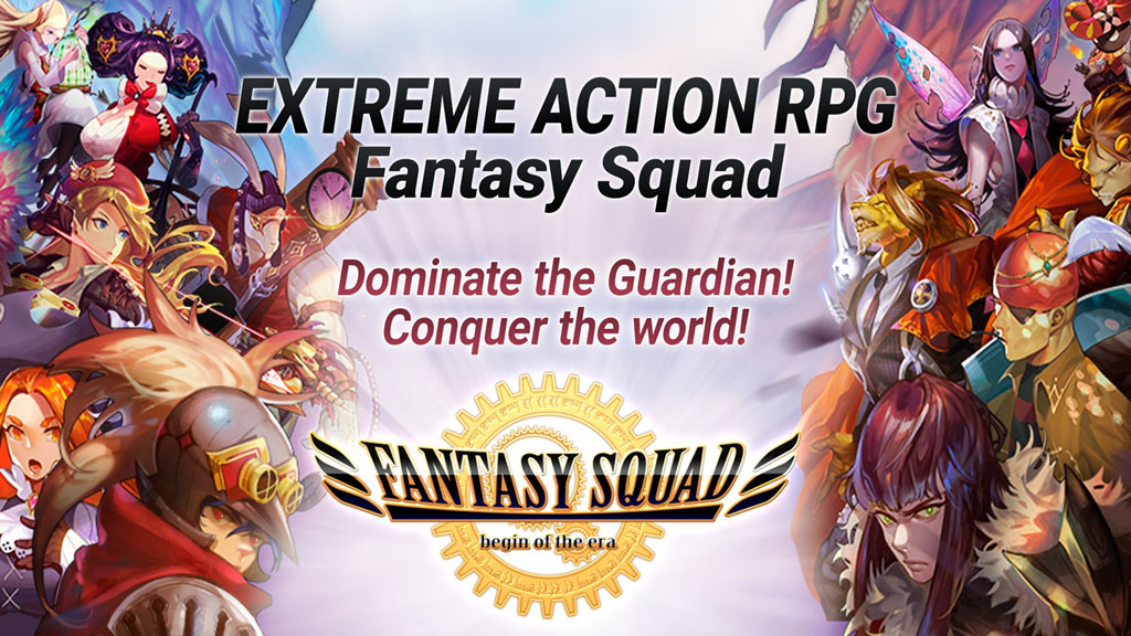 Fantasy Squad is now officially released in PH via Google Play