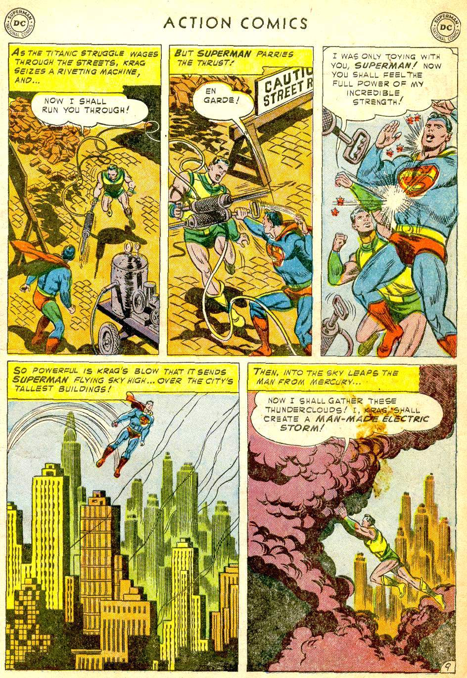 Read online Action Comics (1938) comic -  Issue #165 - 11