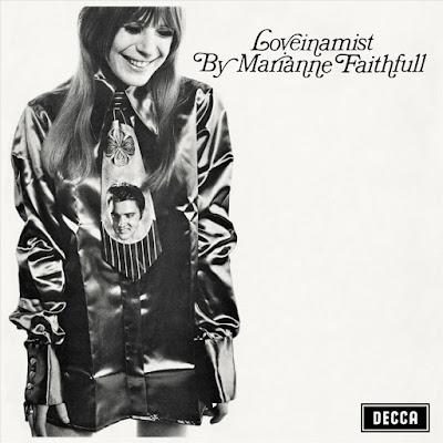 Marianne Faithfull – Loveinamist by Marianne Faithfull  (1967)