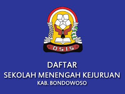 Daftar SMK di Kabupaten Bondowoso