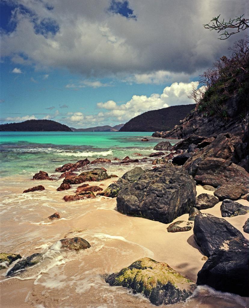 Virgin Islands: Most Beautiful Islands: U.S. Virgin Islands- Saint John