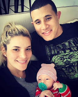 Maddy Machado Family