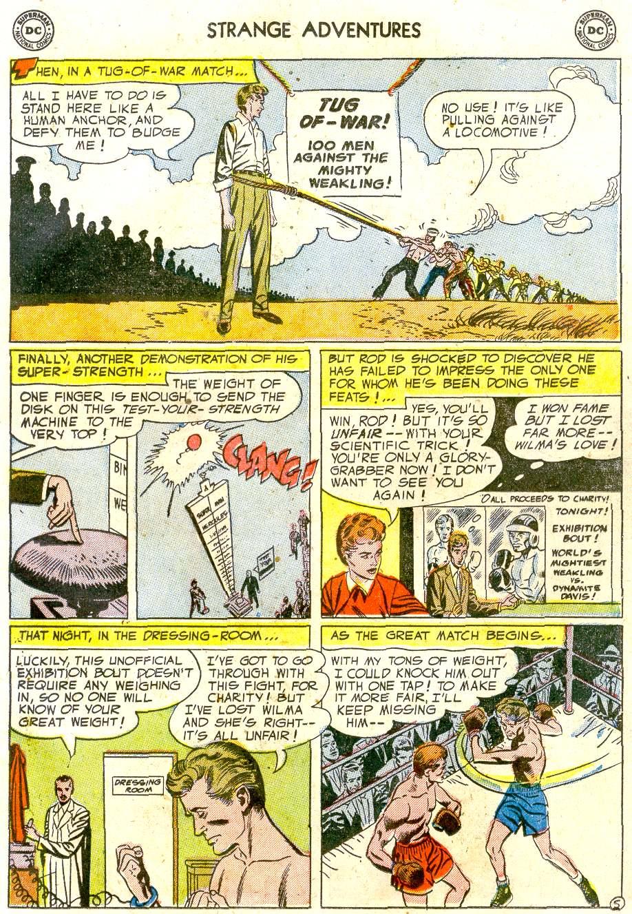 Strange Adventures (1950) issue 54 - Page 15