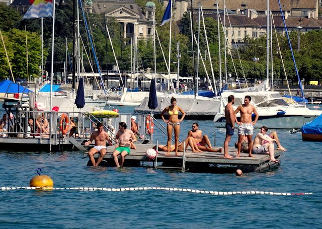 Seebad Enge Zurich
