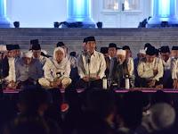 Zikir di Istana, Upaya Jokowi Raih Dukungan Kelompok Islam
