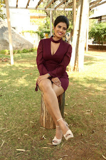 Karishma Kaul Hot Photos at Prema Parichayam Movie Launch