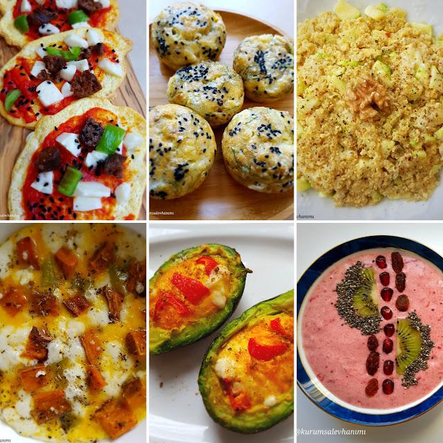 kahvaltı önerileri