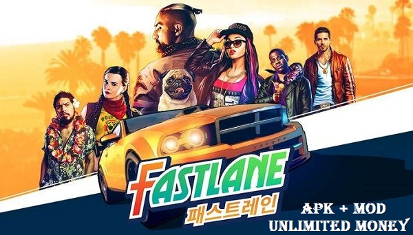 Download Fastlane Road to Revenge Mod Apk Game