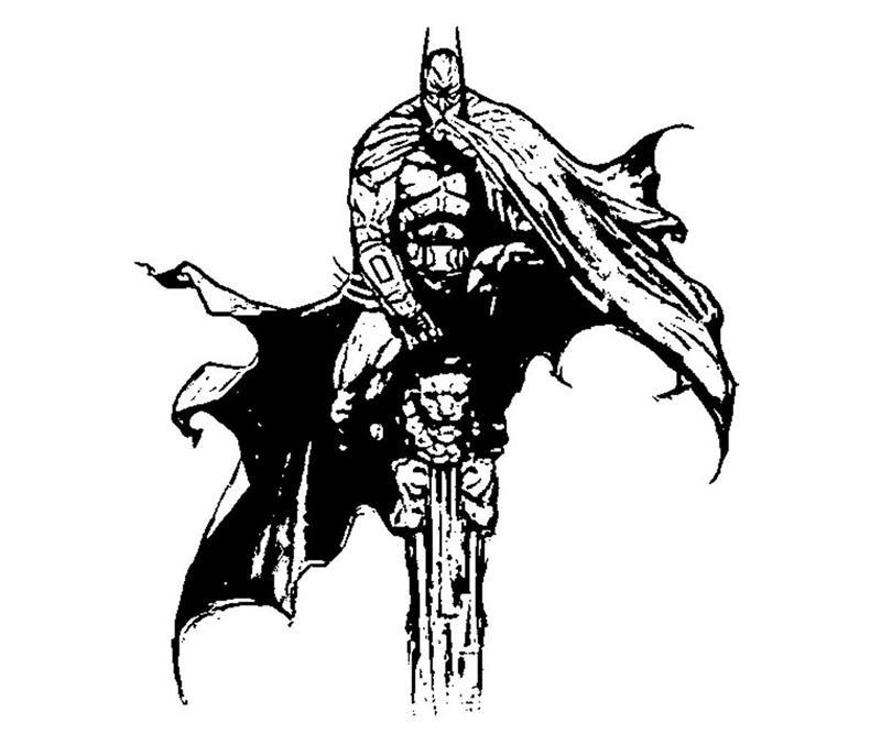Batman Arkham City Batman Cartoons | Yumiko Fujiwara