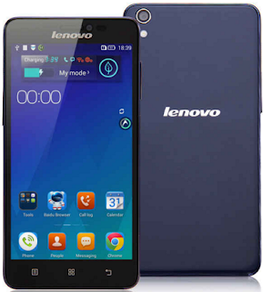 Cara Flashing Lenovo S850 Via Flashtool