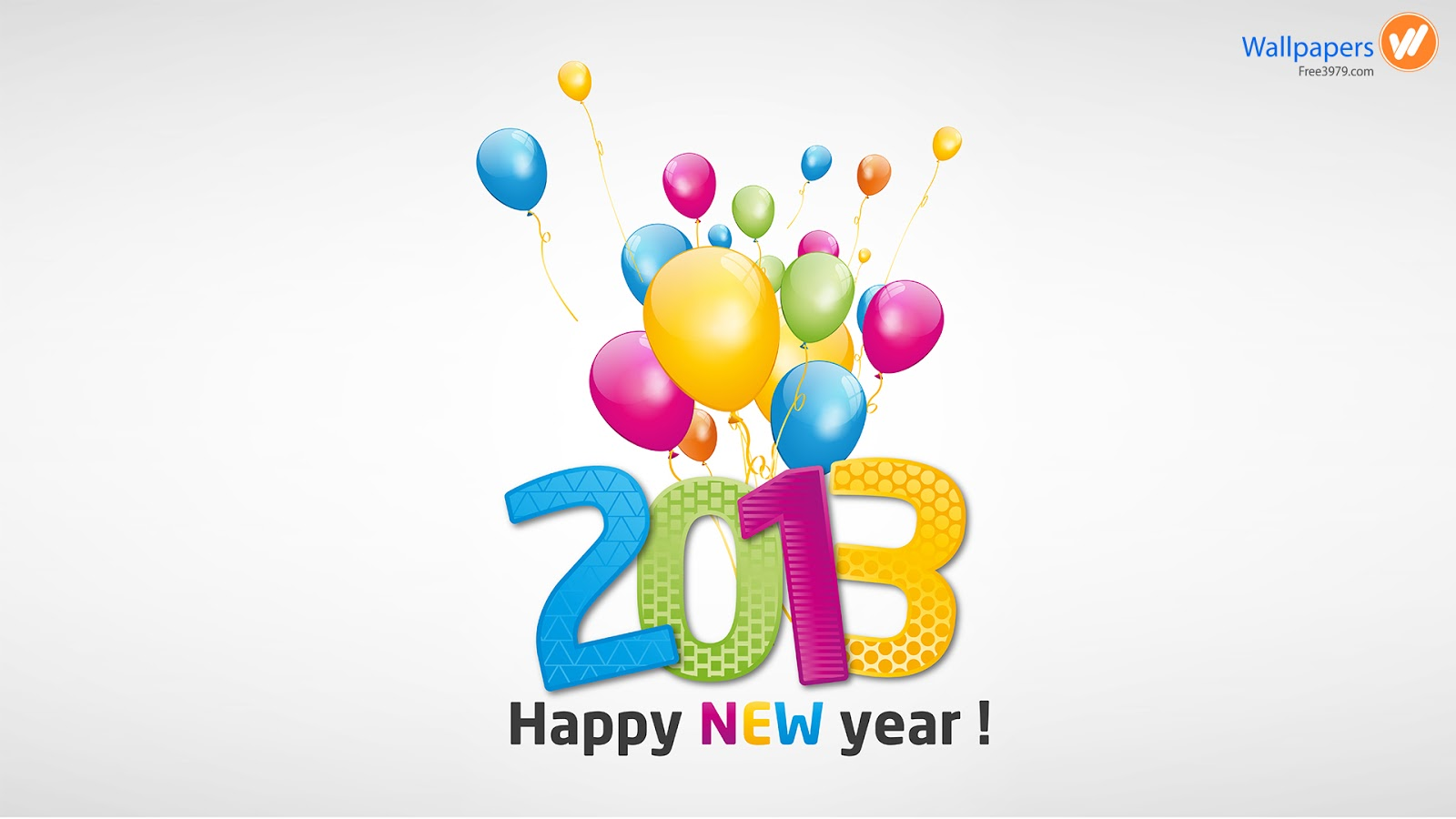 Amazing New Year Wishes Wallpapers: 20+ Amazing Happy New Year 2013 Wallpapers